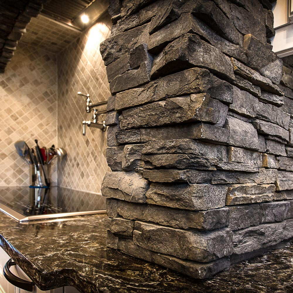Four Elements – Bespoke architectural features
